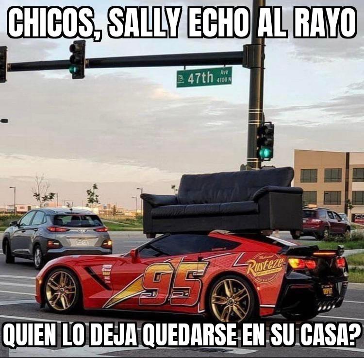 La p3rra de sally - meme