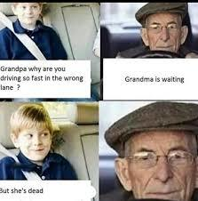 grandpa? - meme