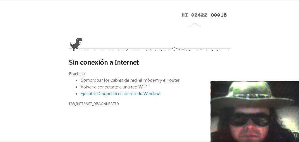Dross juega sin internet ._.XD - meme