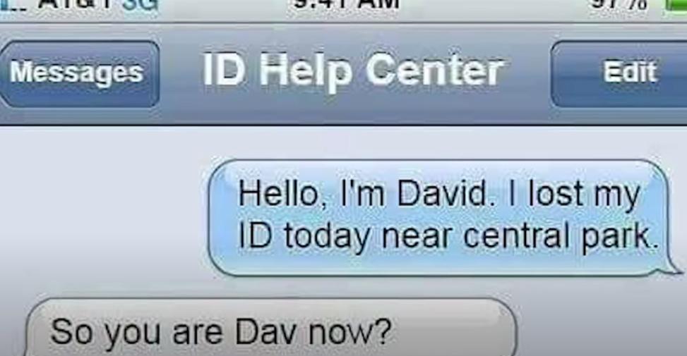 id help centers are very helpful - meme