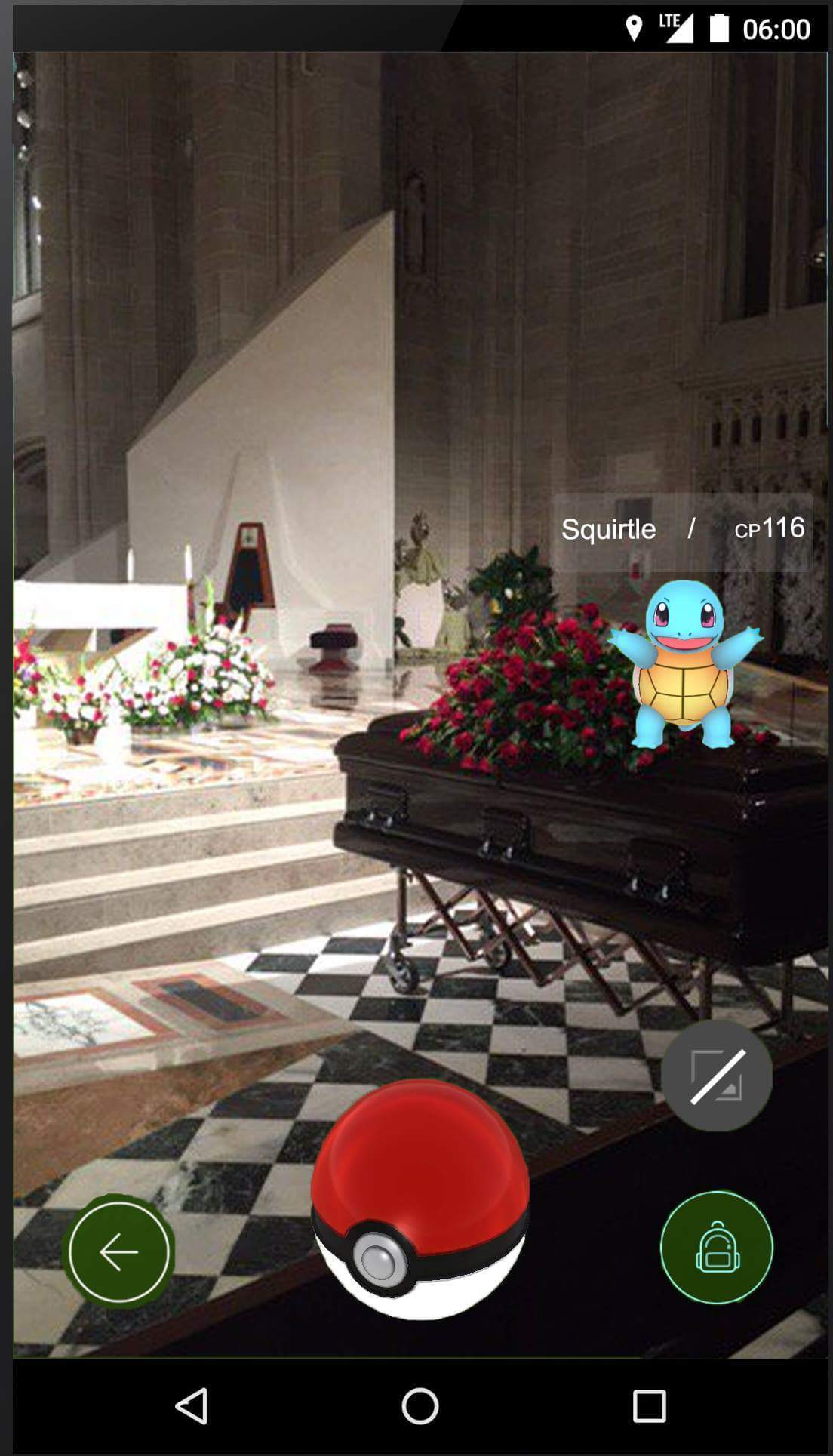 Found another funeral one... A true Pokémon trainer must be ready in all situations lol - meme