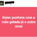 MÃO-MIL GRAU