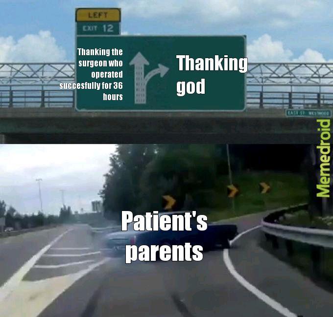 Thank god - meme