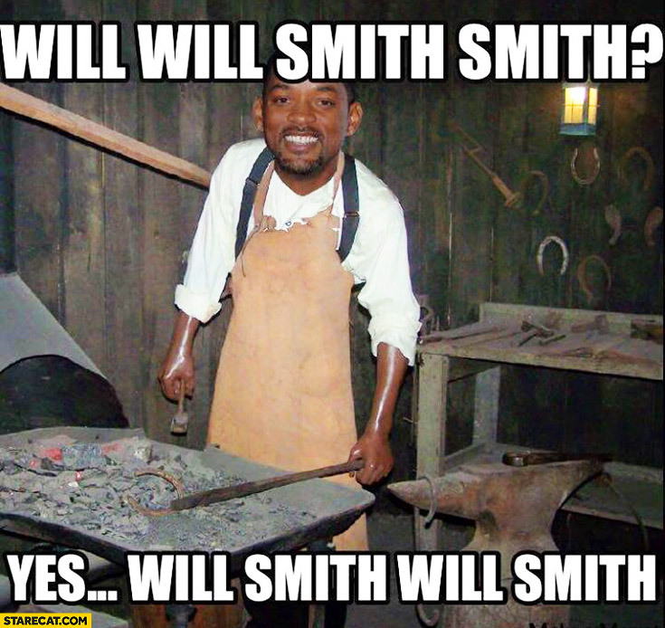 Will he? - meme
