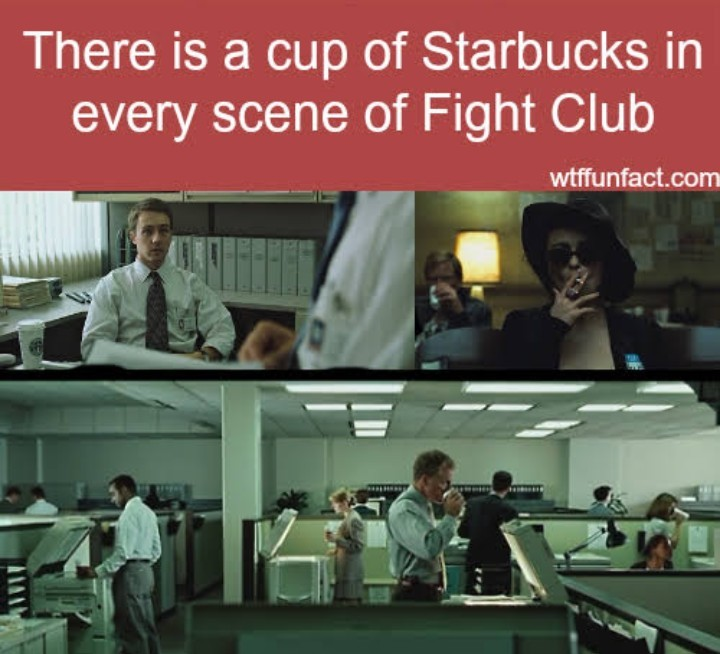 Fight Club - meme