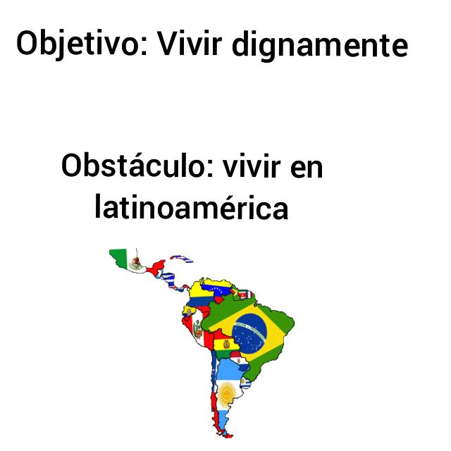 Latinoamercia - meme