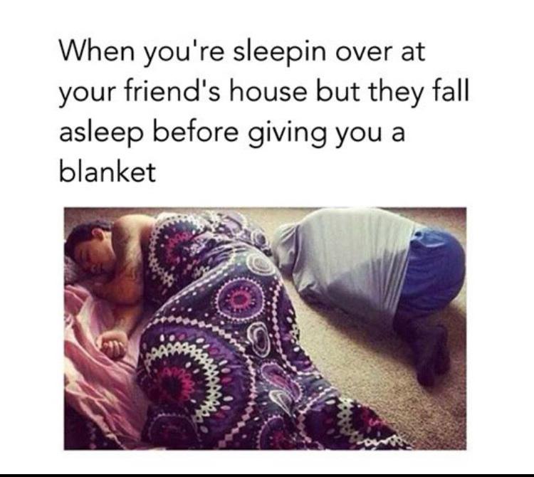 blanket - meme