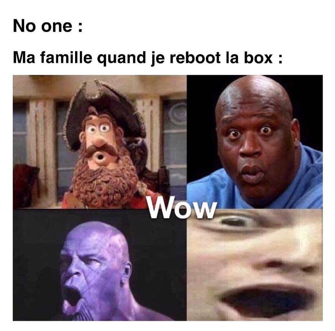 Bientôt les 100 memes ;)