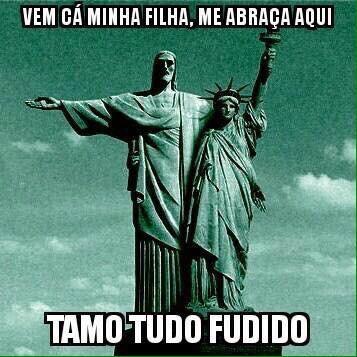 Brasil & USA - meme