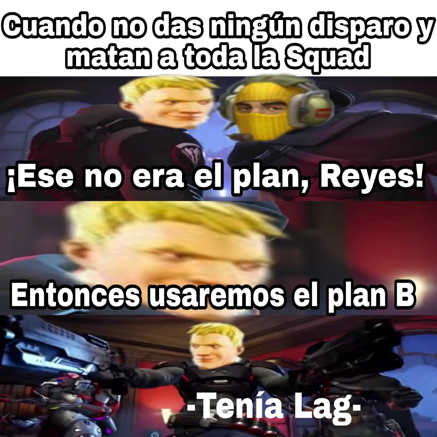 Plantilla original Lol - meme