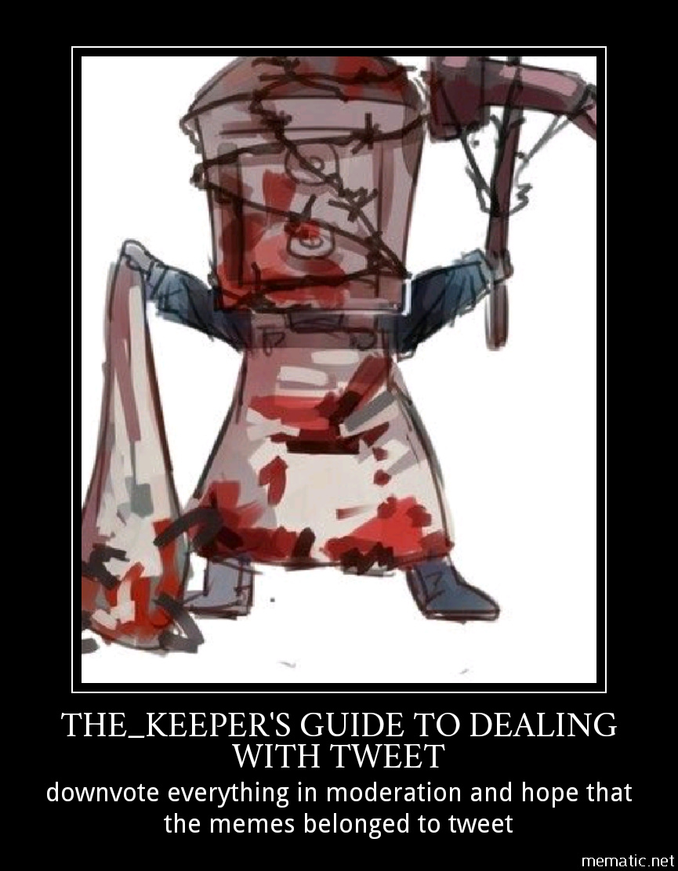 Some helpful friendly advice - meme