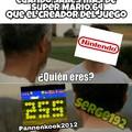 El dios de Mario 64