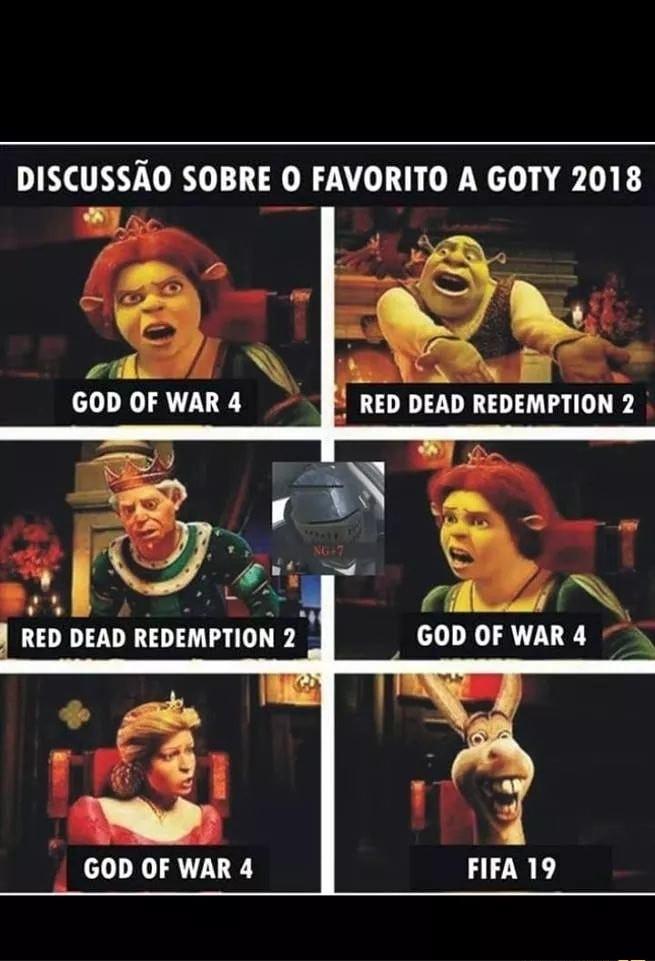 Red dead top - meme