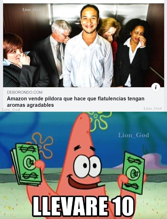 Flatulencias = Pedos - meme