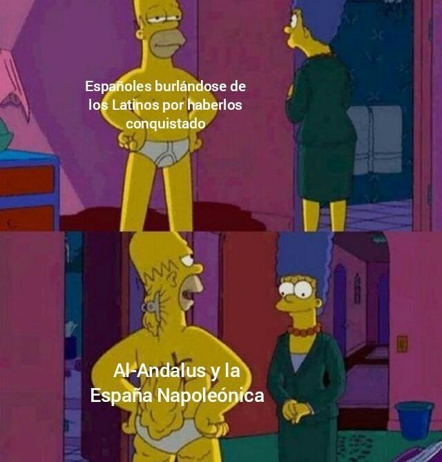 Si no fuera por el PSOE, quisiera visitar españa - meme