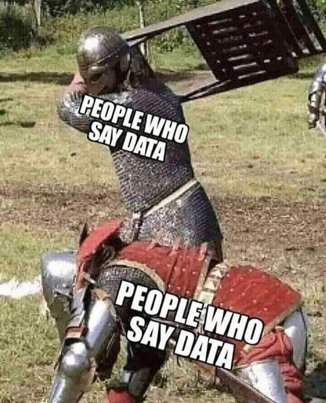 dah-tah          day-tah - meme