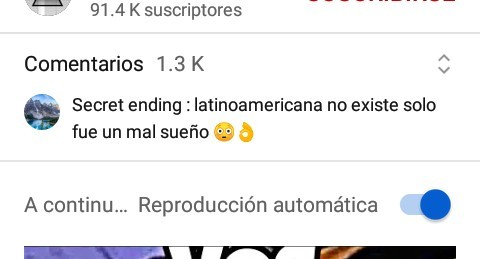 Secret ending - meme