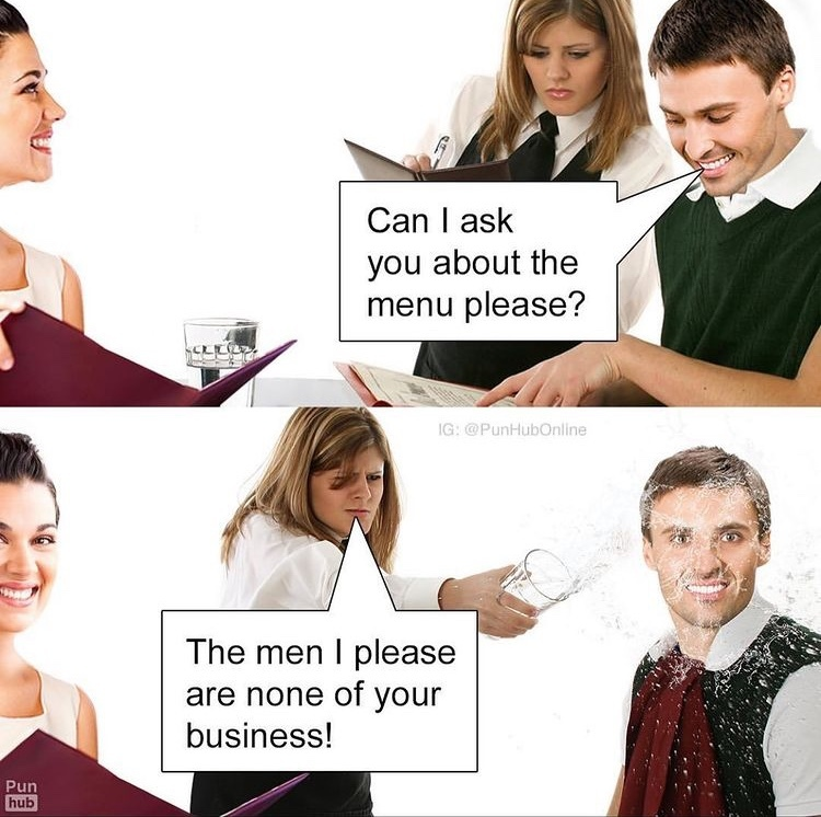men you please - meme