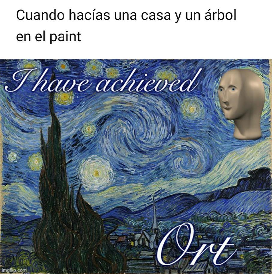 Ort - meme