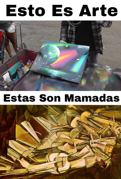Arte Hoy En Dia - meme