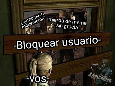El Re:Outbreak - meme