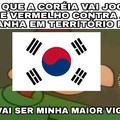 Coréia sua vigarista