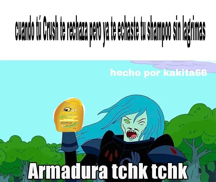 Tchk tchk - meme