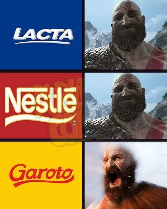 GAROTO!! - meme