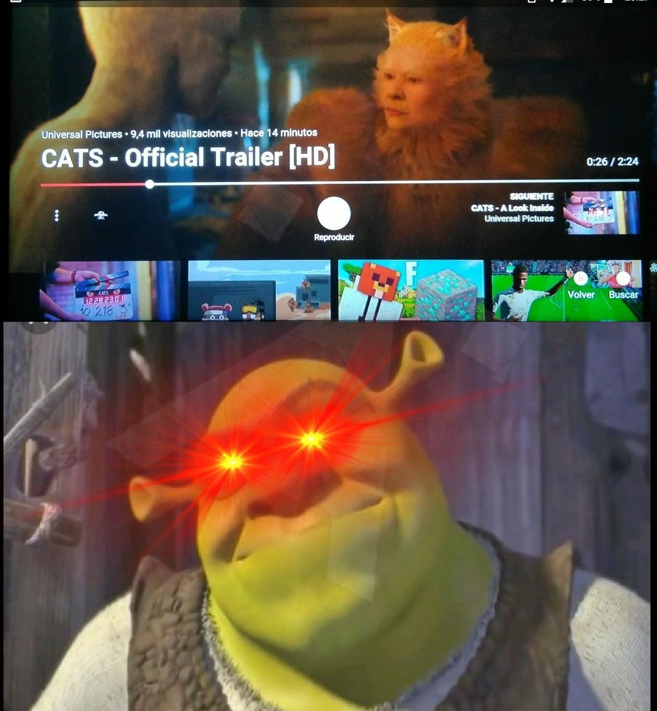 Yeh? Shrek? vieni qui per favore - meme