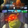 Yeh? Shrek? vieni qui per favore