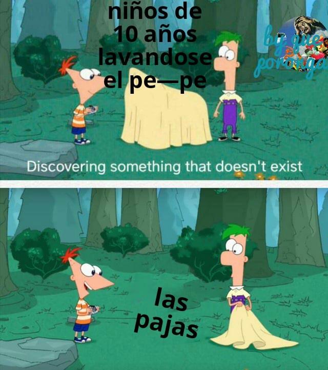 Yo a los 12 - meme