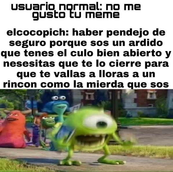 El joto pich - meme