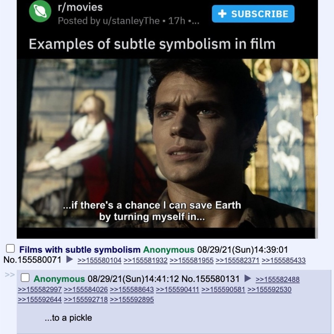 symbolism - meme
