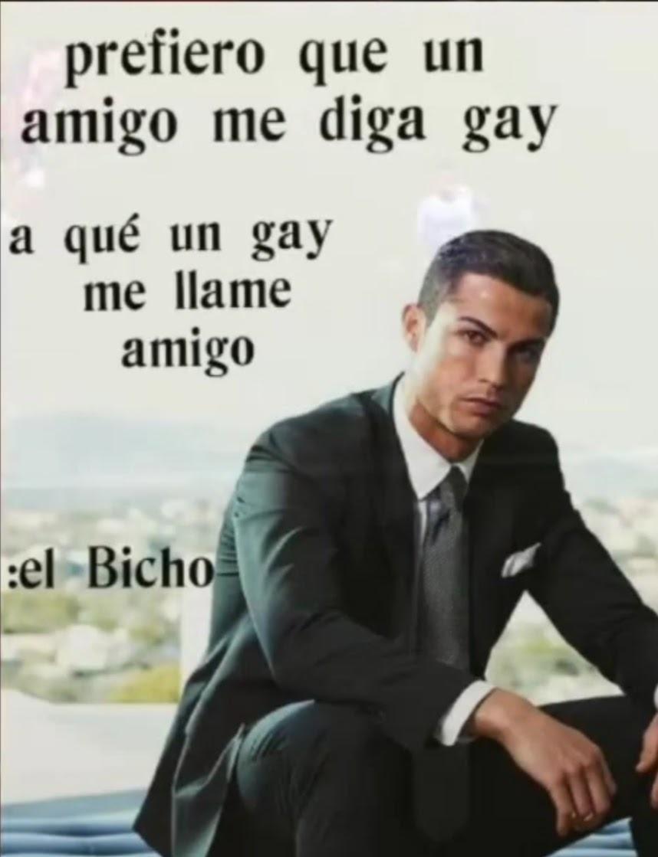 no me digas gay - meme