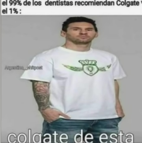 Colgate - meme