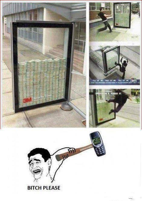 Ah ! XD Nokia Rules - meme