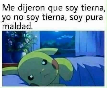 :v pura maldad >:c - meme