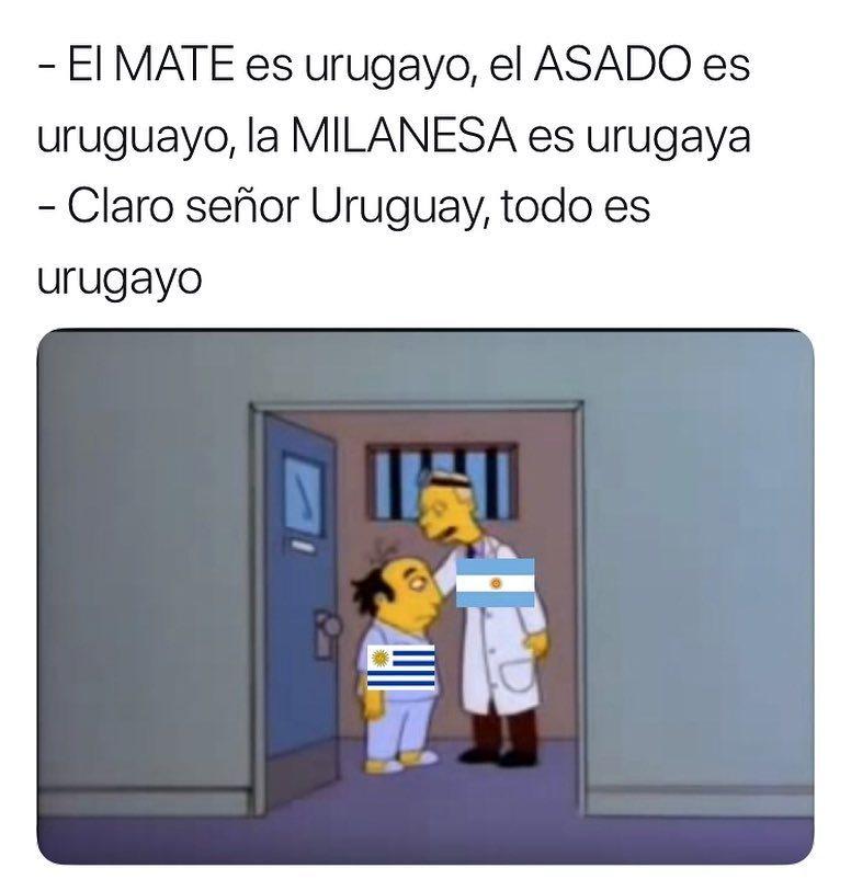 Todo es uruguayo - meme