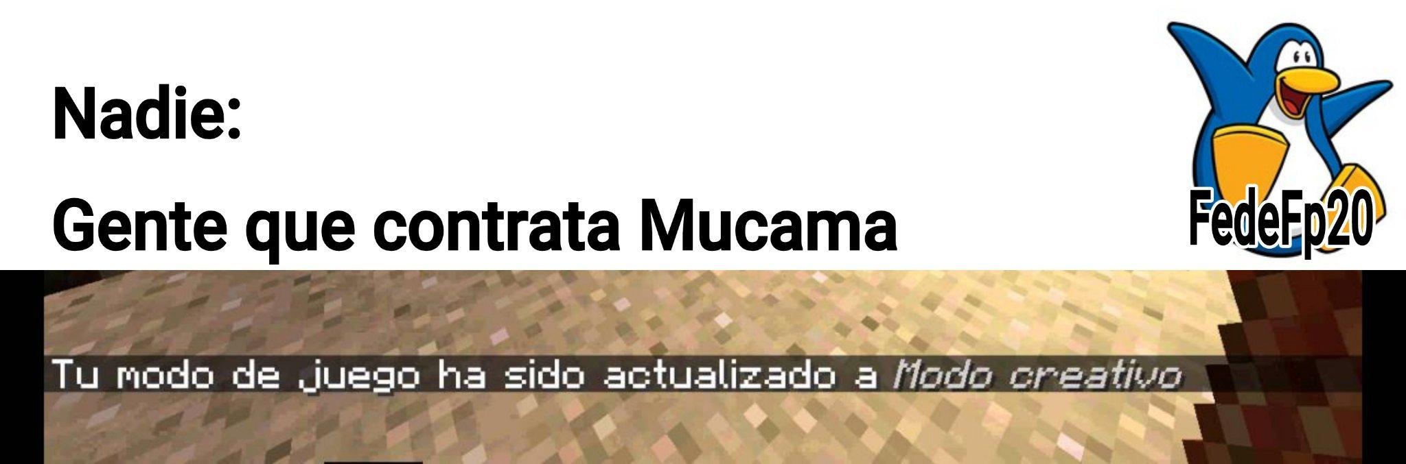 /Gamemode Mucama - meme