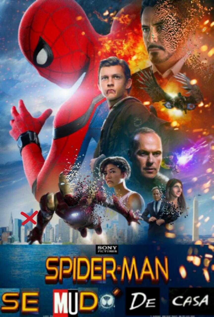 Póster Promocional De Spider-Man 3 - meme