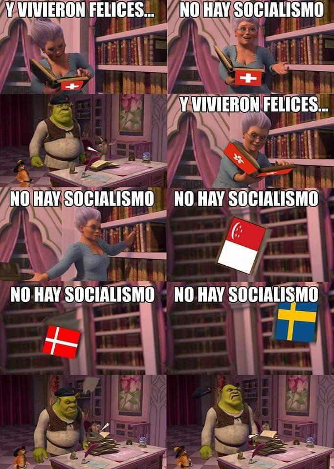 Ni crean que le tiro flores al capitalismo solo por subir esto - meme