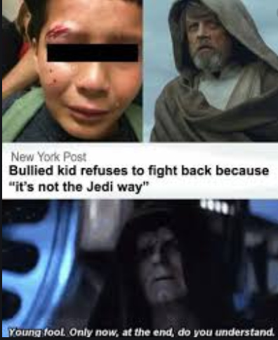 The Jedi Way - meme