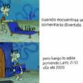 Un meme del yutub