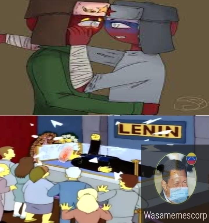 Lenin - meme