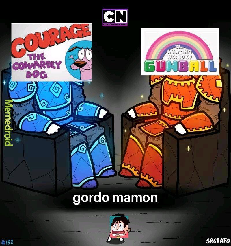 cartoon network in a nutshell - meme