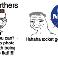 Dongs in a space agency