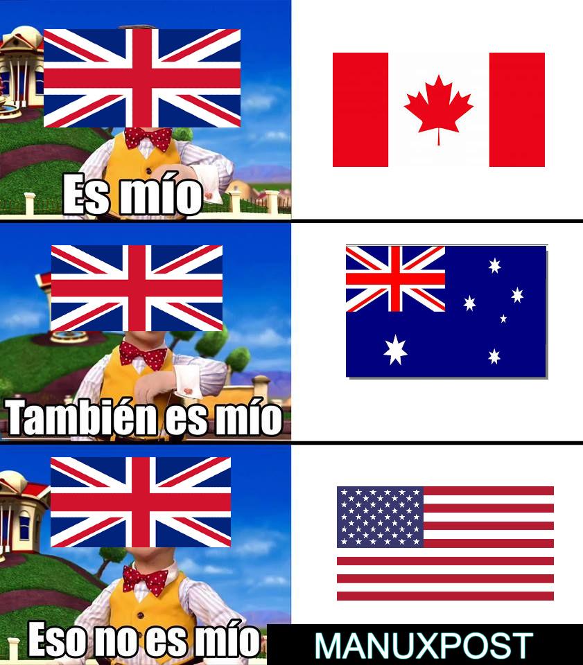 REINO MIO XD - meme
