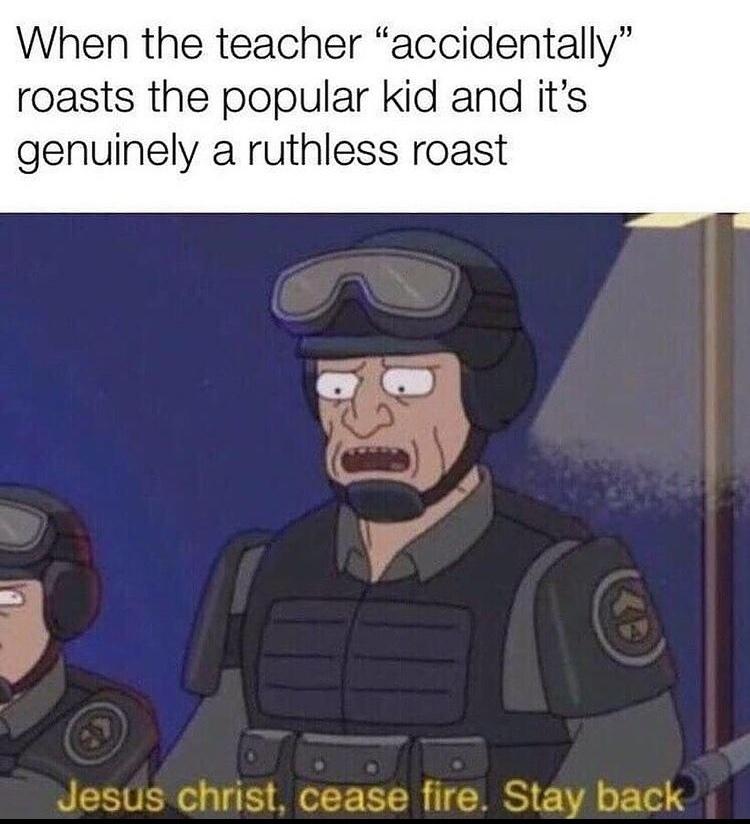 roast - meme