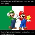 Mario, Luigo or Harambe?