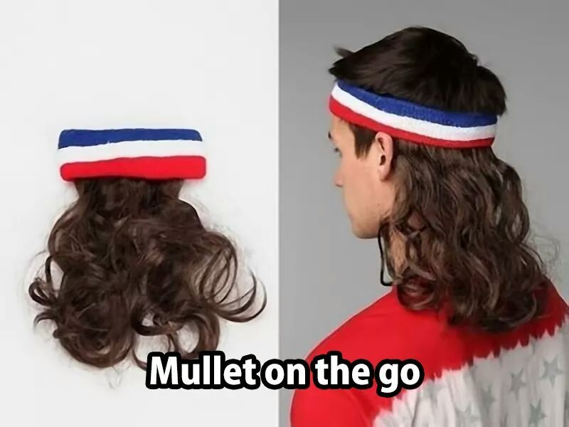 The Best Mullet Memes Memedroid
